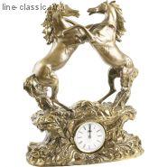 """Часы Империя Богачо """"Кони"""" (41009 Б)"""