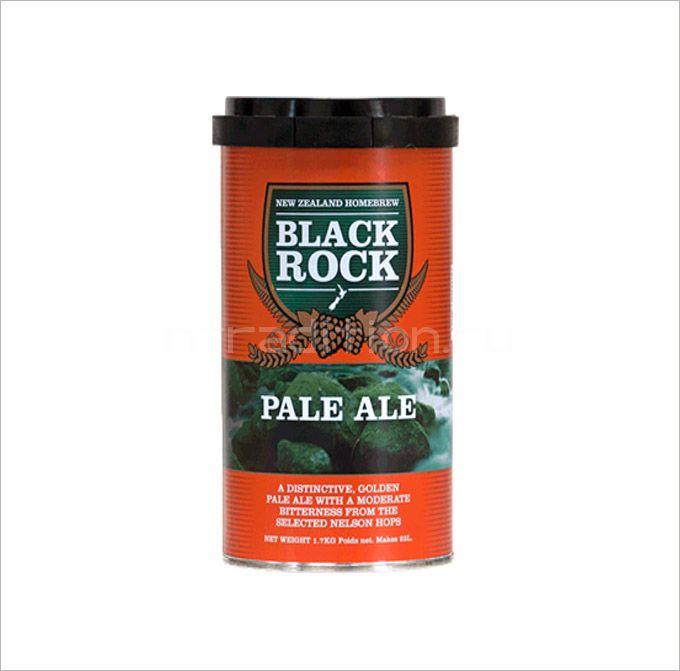 Пивная смесь Black Rock Pale Ale, 1.7 кг