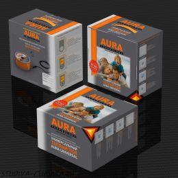 Двухжильный нагревательный кабель для теплого пола  AURA UNIVERSAL   LTL 40-500
