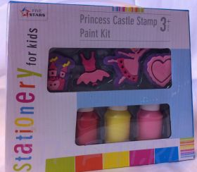 "Набор со штампиками и красками ""Принцесса"""