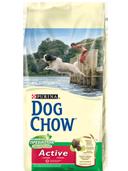 Корм для взрослых активных собак с курицей, 14 кг