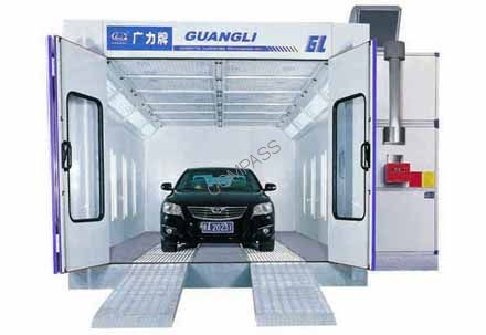 Окрасочно-сушильная камера GL-2000A/GL-3, Guangli (Китай)
