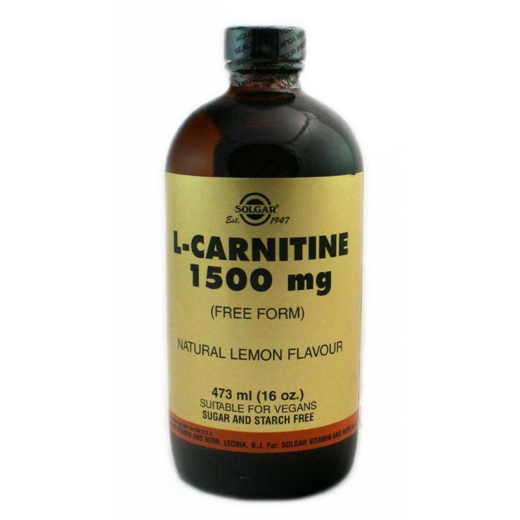 L-Карнитин в жидкой форме