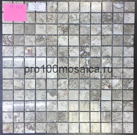 КP-722 камень. Мозаика серия STONE,  размер, мм: 298*298 (NS Mosaic)