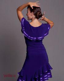 """Комплект для бальных танцев - латины """"Аврора"""""""