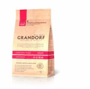 Grandorf Adult Indoor Lamb & Rice Low Grain - Для взрослых кошек с нормальной активностью с ягненком и рисом (2 кг)