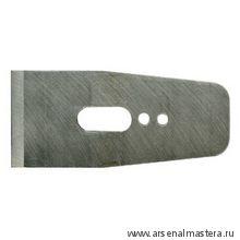 Нож для рубанка Veritas LA SmoothPlane с насечкой 51 мм / A2 05P25.06 М00002319