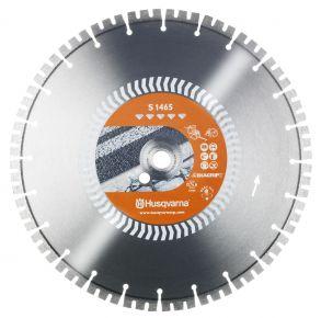 """Диск алмазный, 600 """"бетон - асфальт""""  S1465  600-25.4"""