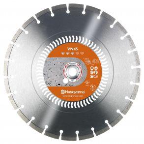 """Диск алмазный, 14"""" """"бетон """"  VN45FH 350-25.4 40.0x3.2x5.0"""