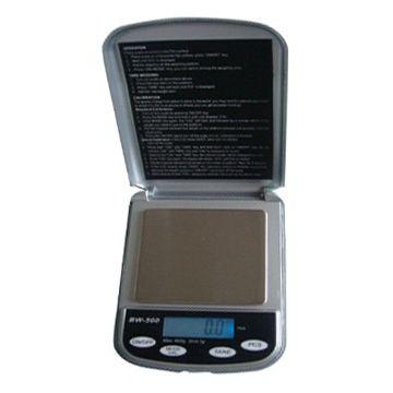 Весы портативные эл. TDS OT-HOW02 200гр точность 0,01гр
