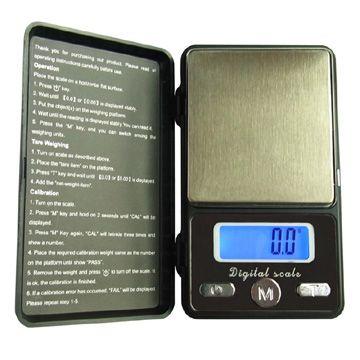 Весы портативные эл. TDS ML-B04 500гр точность 0,1гр