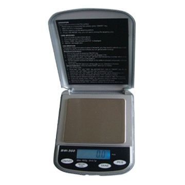 Весы портативные эл. TDS ML-A01 300гр точность 0,01гр