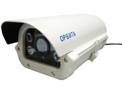 Видеокамера Орбита VD-810 термокожух без б/п