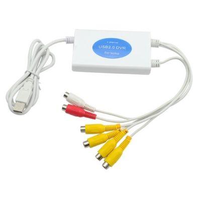 DVR USB 4 кан. TD-830