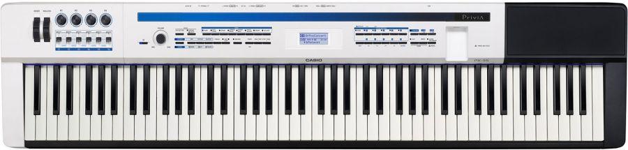 CASIO PX-5SWE Privia Цифровое пианино