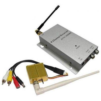 Усилитель для видеокамеры WF-1500