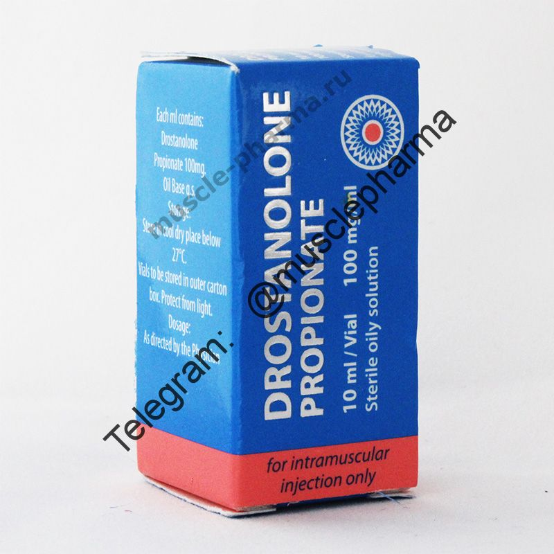 DROSTANOLONE PROPIONATE (МАСТЕРОН). Radjay. 1 флакон * 10 мл