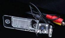 Камера заднего вида под штатное место, с дополнительной подсветкой