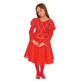 Принцесса в красном