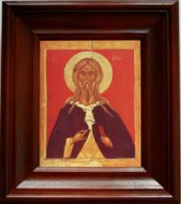 Илия пророк (21х24), простой киот