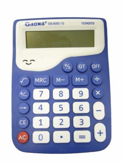 Калькулятор GAONA DS-835C-12 (12 разр.) настольный