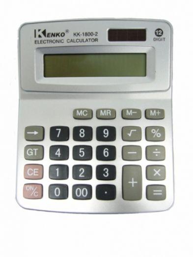 Калькулятор Kenko 1800 (12 разр.) настольный