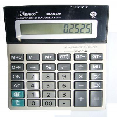 Калькулятор Kenko 8875-12 (12 разр.) настольный