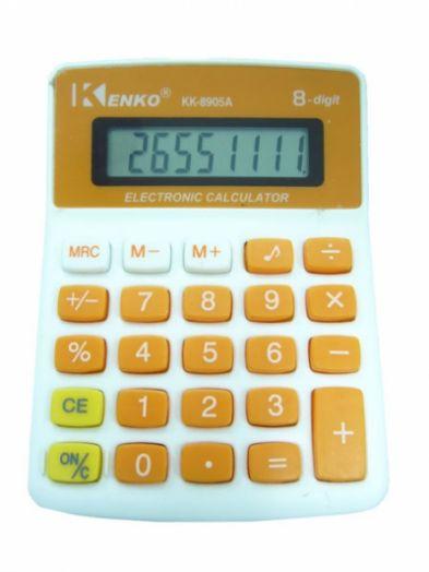 Калькулятор Kenko 8905A (8 разр.) настольный