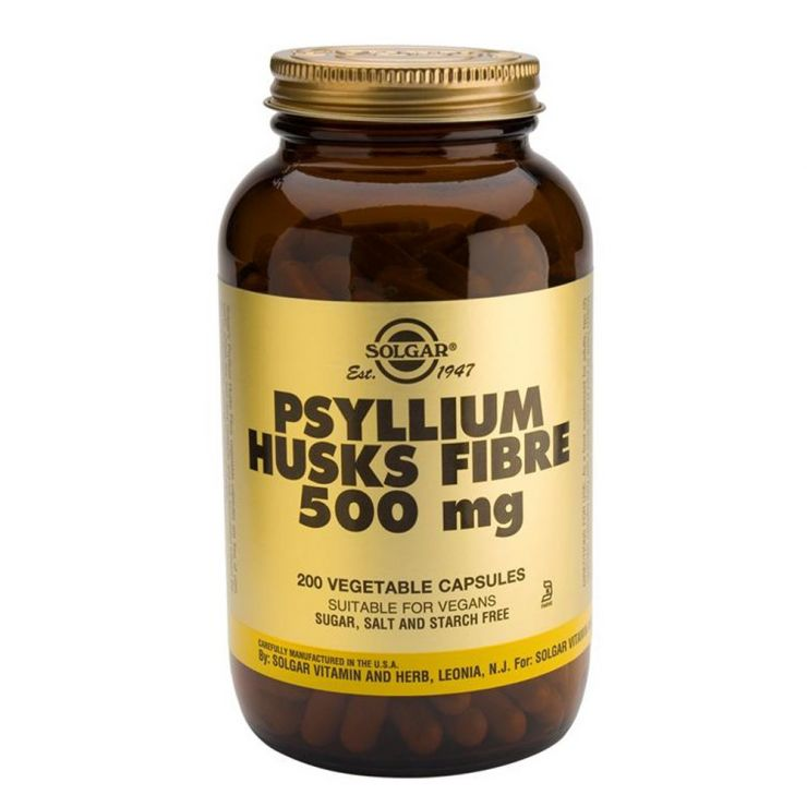 Псиллиум, Клетчатка Кожицы Листа 500 мг
