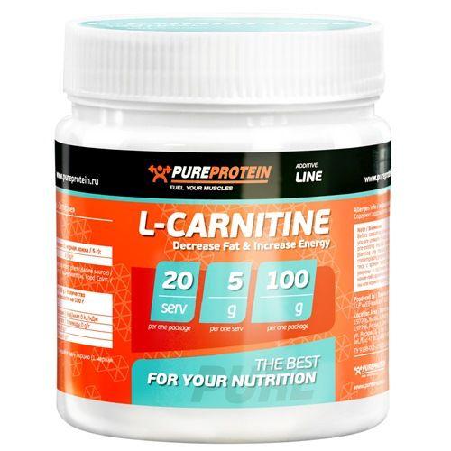 L-Carnitine  (100 гр.)
