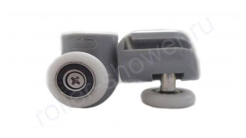Ролик для душевой кабины VH001 верхний (комплект 4шт) Диаметр колеса (от 18,6 до 28 мм)