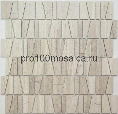 КP-725 камень. Мозаика серия STONE,  размер, мм: 298*305 (NS Mosaic)