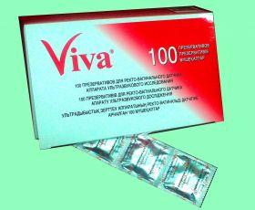 Презервативы для УЗИ / VIVA / №100