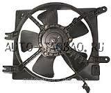 Вентилятор охлаждения двигателя 1016002191  Geely MK