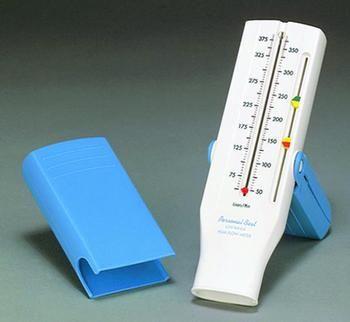 Пикфлоуметр - RESPIRONICS  (диапазон измерений 60-810 л/мин )