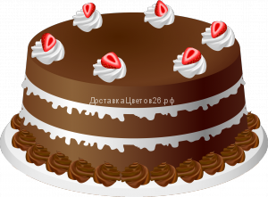 "Свежий торт ""Шоколадница"""