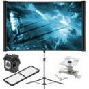 Экраны, лампы и опции