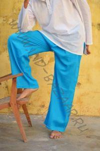 Разные цвета! Прямые штаны из хлопка для отдыха или йоги (СПб)