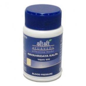 Навахридая кальпа - аюрведа для лечения гипертонии (артериальное давление)