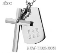 Жетон с крестом