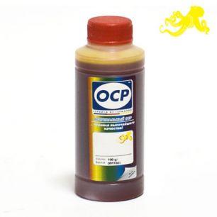 Чернила OCP Y 710 для картриджей CAN CL-441, 100 gr