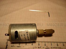 Микро-мотор для сверления и гравировки
