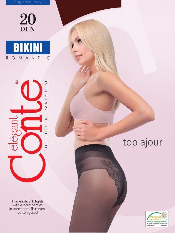 колготки CONTE Bikini 20