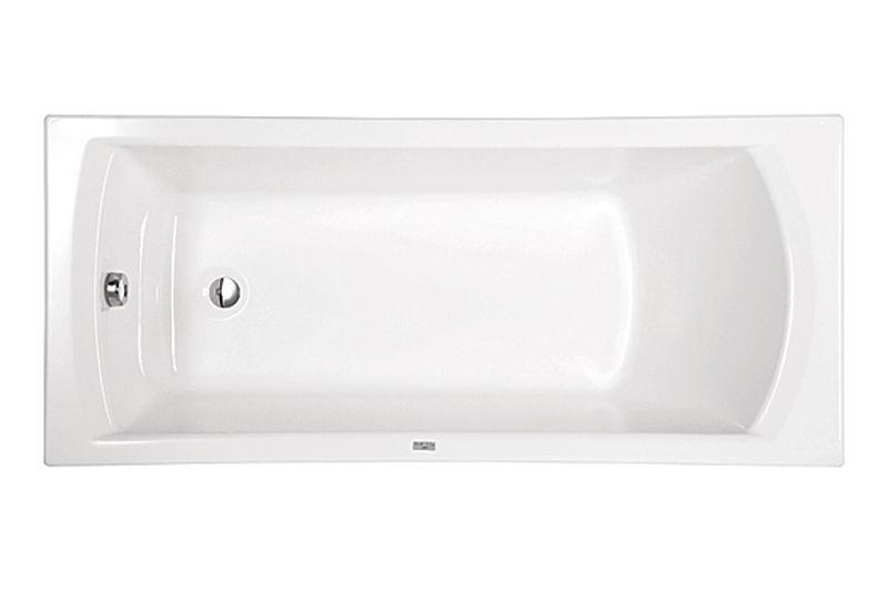 Акриловая ванна Santek Монако 160×70 без гидромассажа