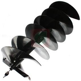 Бур (шнек) двухзаход. 25х100см, для MTL85R (необходима штанга 0282-00289)