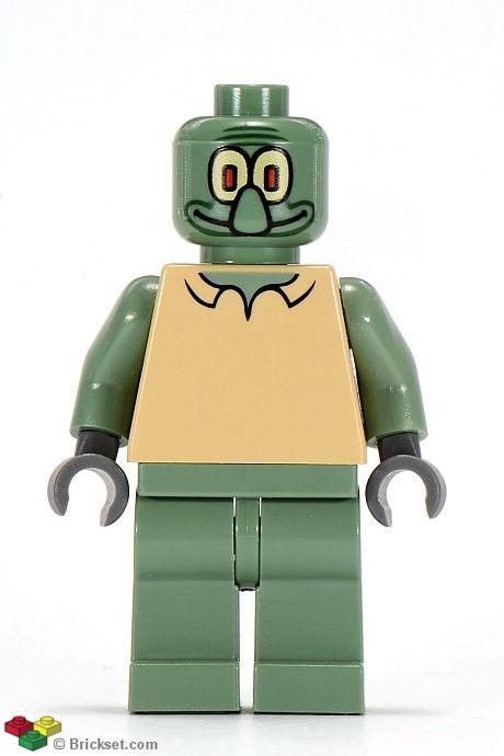 Lego губка боб купить