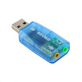 ЗВУКОВАЯ USB КАРТА (7.1-КАНАЛЬНАЯ)