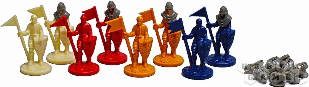Колонизаторы: Города и рыцари
