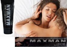Крем MAXMAN для увеличения члена
