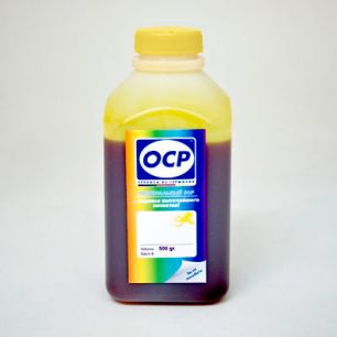 Чернила OCP 343 Y для картриджей HP #655,  500 gr